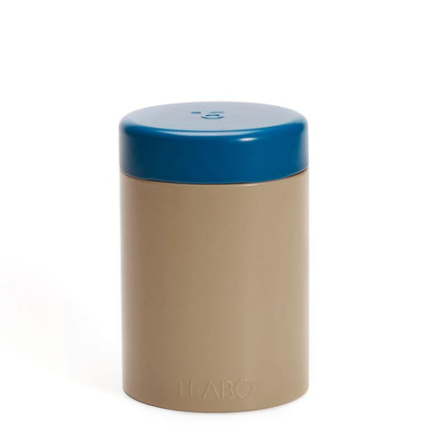 Round Tin (Brown)