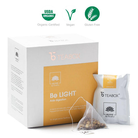 Be LIGHT - Digestive Tea