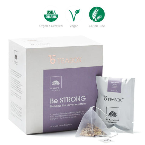 Be STRONG - Immunity Booster Tea