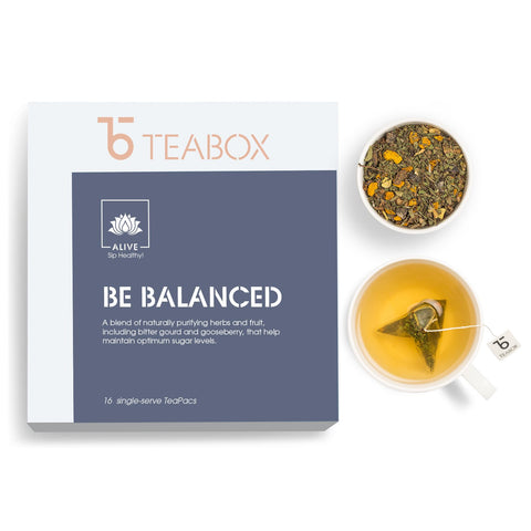 Be BALANCED - Sugar Control Tea