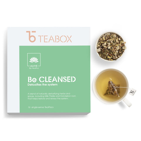 Be CLEANSED - Detox Tea