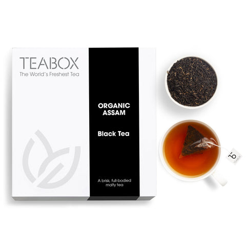 Organic Assam Black Tea