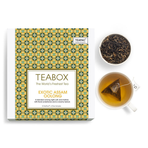 Exotic Assam Oolong Tea