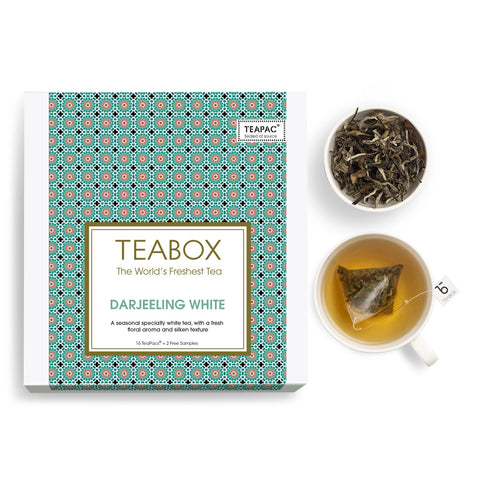 Darjeeling White Tea