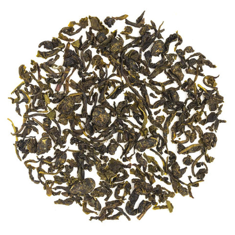 Pascoe's Woodlands Classic Winter Frost Green Tea