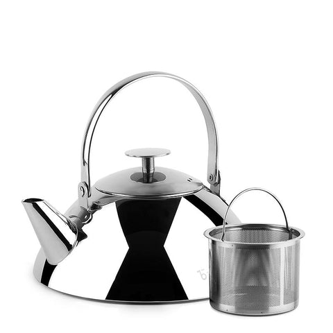 Pyramid Stainless Steel Kettle