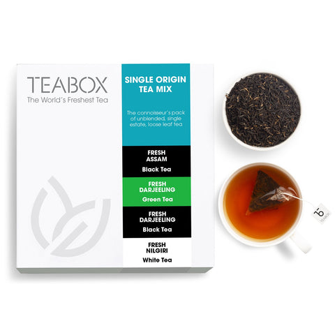 Single Origin Tea Mix