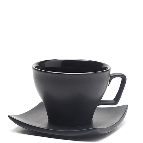 Sable Cup & Saucer (Set of 2)