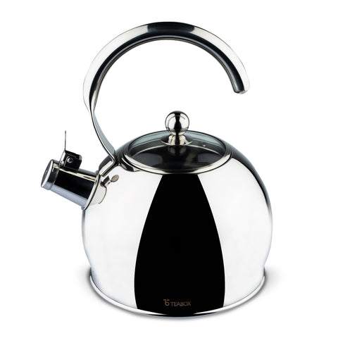Camber Stainless Steel Kettle