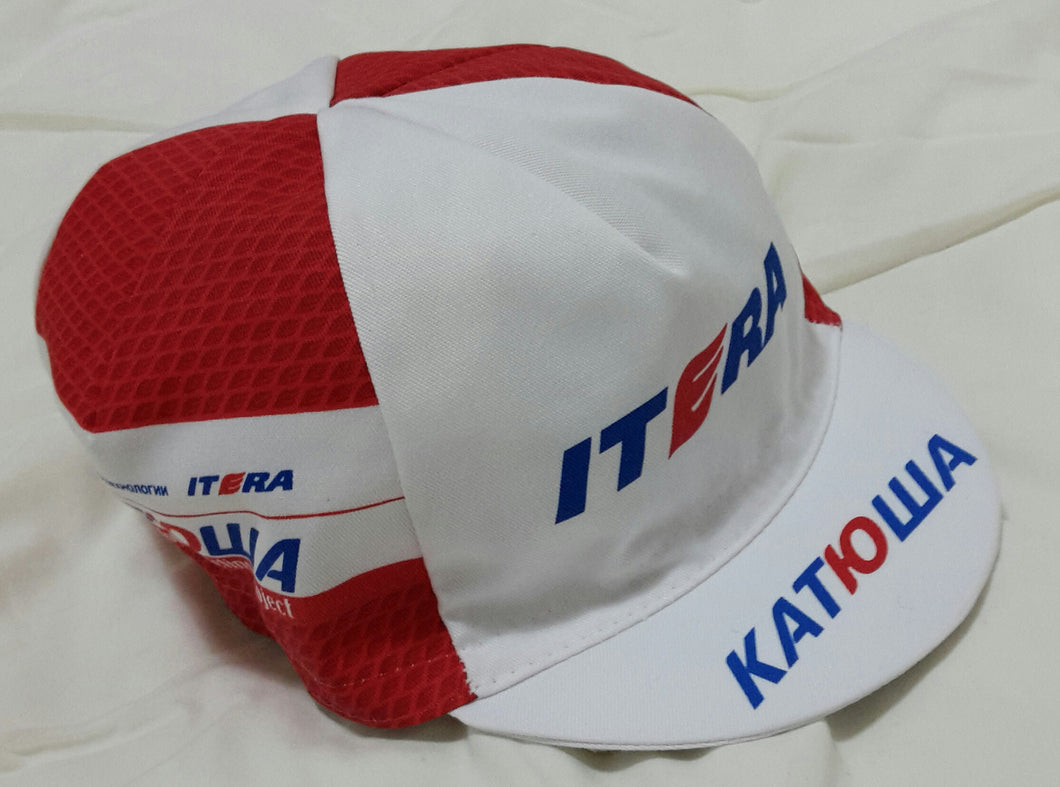 Katusha Cycling Team cap