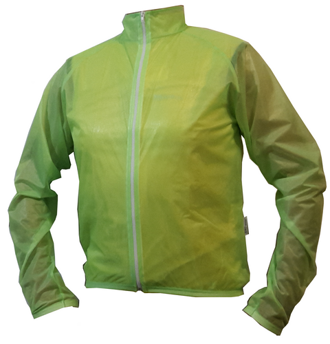 Blucher Sportswear Fluro Green Jacket - Seriously Water / Wind Proof