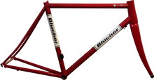 Blucher Steel Columbus Spirit road frame handmade in Italy