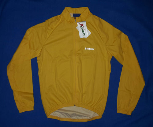 Blucher Sportswear Wind Jacket Yellow