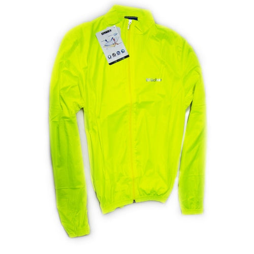 Blucher Sportswear Fluro Jacket Yellow
