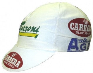 Carrera Blue Jeans Cycling Team cap