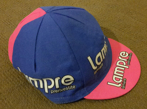 Lampre Cycling Team cap