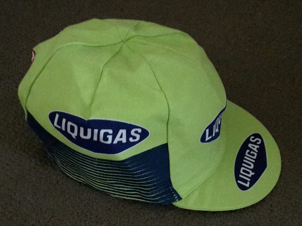 Liquigas Cycling Team cap