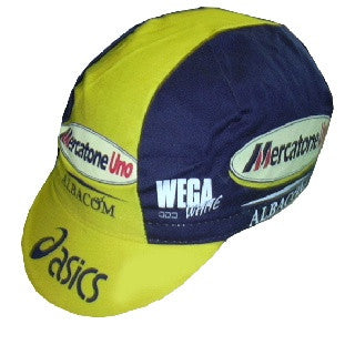 Mercatone Uno Ascis Cycling Team cap