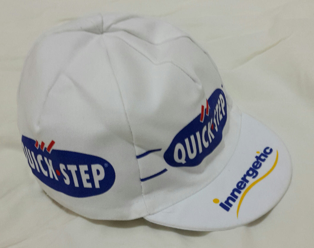 Quickstep 2008 Cycling Team cap