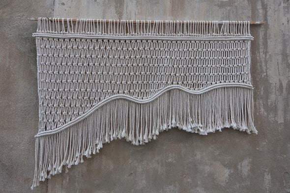Macrame Wall Hanging Large 025