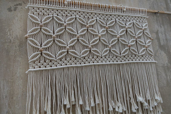 Macrame Wall Hanging Large 026