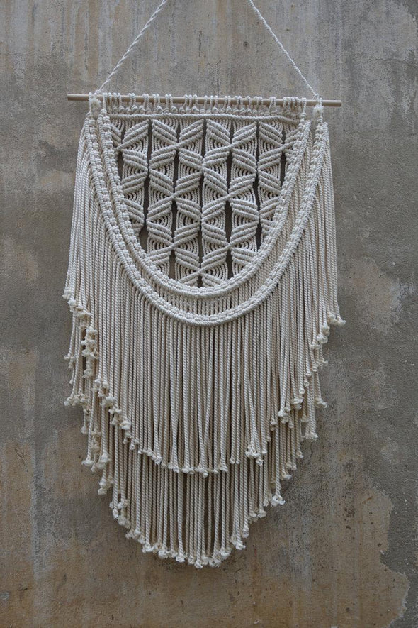 Macrame Wall Hanging Large 030