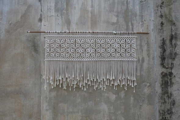 Macrame Wall Hanging Large 014