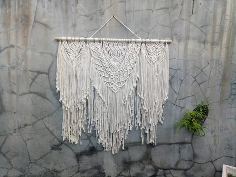 Macrame Wall Hanging Large 003