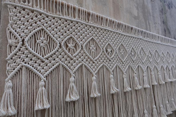 Macrame Wall Hanging Large 016