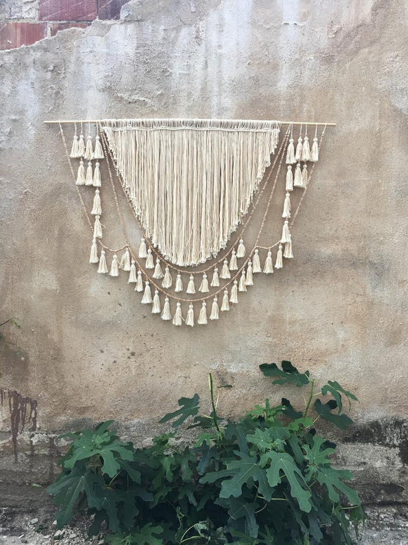 Macrame Wall Hanging Large 017
