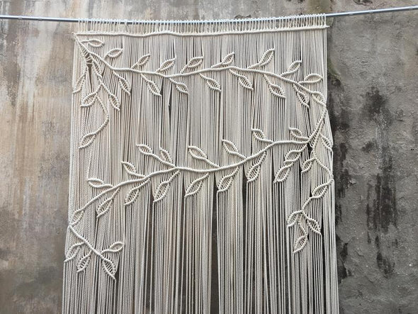 Macrame Wall Hanging Large 018