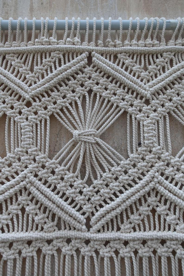 Macrame Wall Hanging Large 019