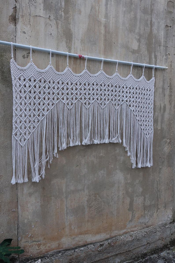 Macrame Wall Hanging Large 021