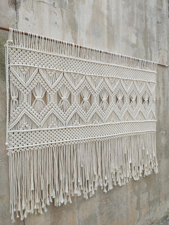 Macrame Wall Hanging Large 022