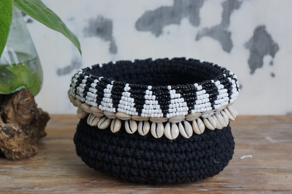 CROCHET BOWL LARGE