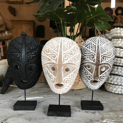 MINI Mask Carving