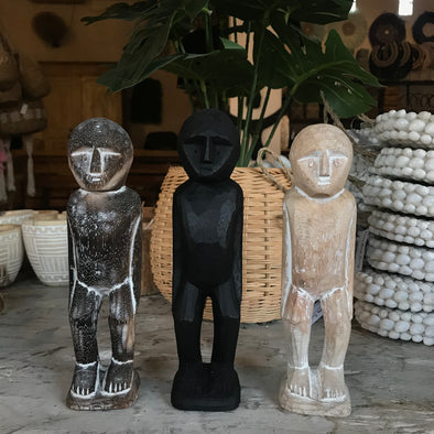Little Asmat Wooden