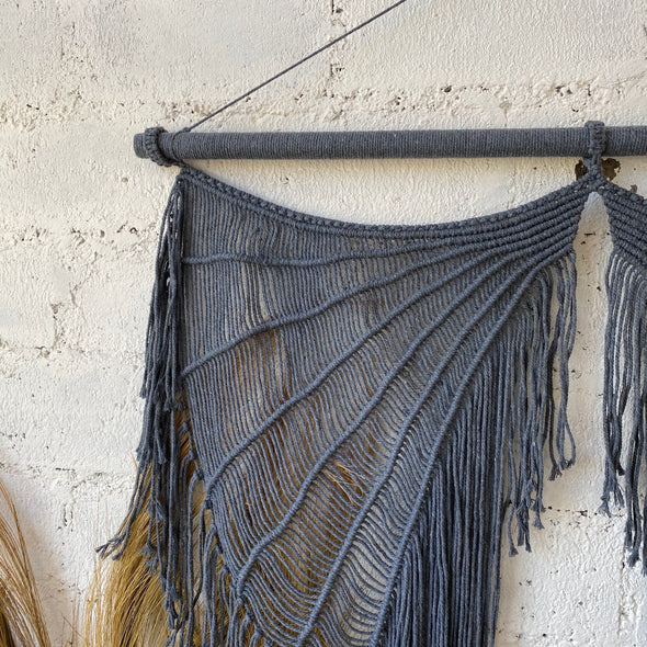 MACRAME WALL HANGING A-2