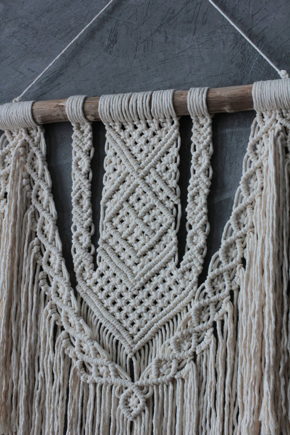 Macrame Wall Hanging Large 011