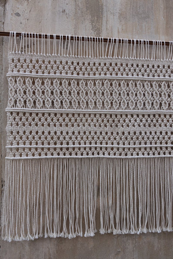 Macrame Wall Hanging Large 013