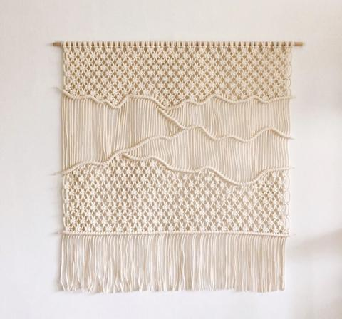 Macrame Wall Hanging Large 007