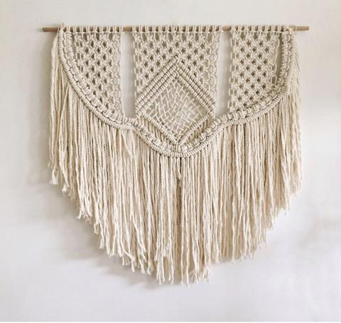 Macrame Wall Hanging Large 008