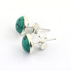 Turquoise Gemstone Studs In 925 Sterling Silver- Ideal For Gift