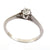 0.40 Ct Solitaire Diamond Engagement Ring in Solid - ZeeDiamonds