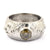 1.5 Ct Champagne Diamond Solitaire Band Ring For men's - ZeeDiamonds