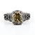 2-2.5 CT OVAL SHAPE CHAMPAGNE DIAMOND RING - ZeeDiamonds