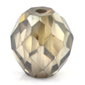 2.95 Ct Round Mixed Shape, 7x7 mm Champagne Diamond Beads - ZeeDiamonds