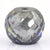 7.85 Ct Round Shape, 10 mm Grey Diamond Bead
