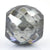 11.35 Ct Round Shape, 11 mm Grey Diamond Bead - ZeeDiamonds