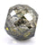 5.8 Ct Round Faceted, 9 mm Grey Diamond Bead